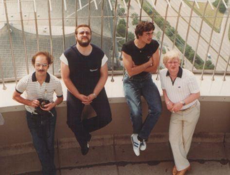 Alte Bilder der Turmgruppe